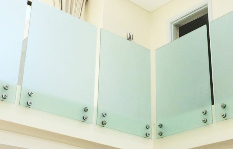 Frameless-Balustrading
